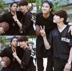 "Seo Kang Joon and Jackson- ""Roommate"""