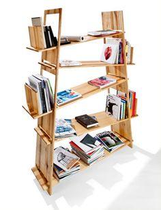 ChaosTheorie bookshelf