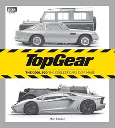 Top Gear Book - The Cool 500