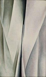 Georgia O'Keeffe. Abstraction, 1926