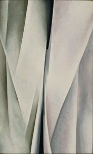 Georgia O'Keeffe. Abstraction, 1926