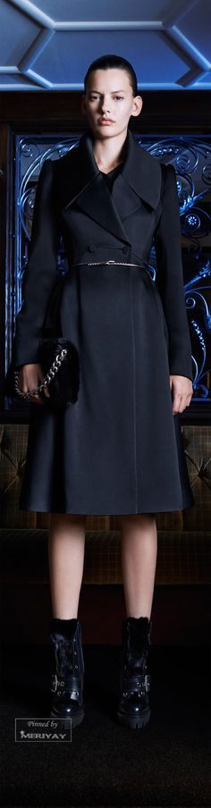 Alexander McQueen.Pre Fall 2014