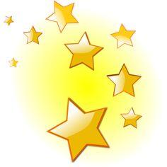 pin by sandy coffman on clip art moon stars sun etc rh pinterest com Star Drawing Clip Art Moravian Star Clip Art
