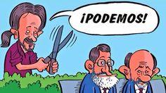 ElPaís ya escondió su sondeo electoral de junio ante el crecimiento de podemos