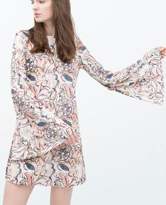 DRESS WITH LOW-CUT BACK-View all-Dresses-WOMAN | ZARA Macau S.A.R. of China