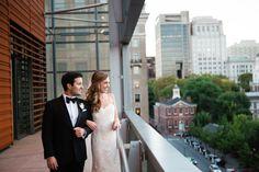 National Museum of American Jewish History wedding, Philadelphia