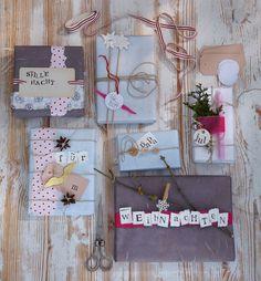kreativ deko weihnachten geschenke einpacken das weihnachts dekobuch Weihnachtsgeschenke kreativ verpacken