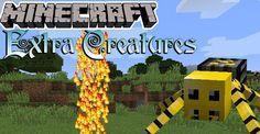 Minecraft Extra Creatures Mod 1.12 Download