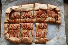 Apple Galette, a she