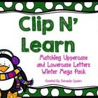 This winter themed product combines 4 Literacy Stations into 1. It also allows you to intergrate it into RTI stations, Daily 5, morning work, Liter...