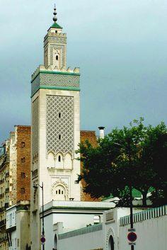 The Grande Mosquée de Paris / Great Mosque of Paris,   2 bis Place du Puits de l'Ermite, Paris V
