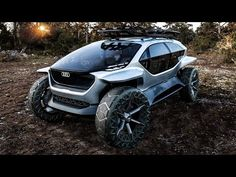 Exceptional future cars detail is offered on our web pages. My Dream Car, Dream Cars, Audi Ai, Audi Germany, Offroader, Lifted Cars, High Performance Cars, Smart Car, All Cars