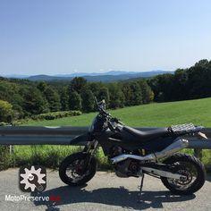 The Husky in Vermont. Vermont, Husky, Adventure, Ol, Vehicles, Motorcycles, Biking, Fairy Tales, Husky Dog