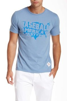 7th Inning Stretch America's Pastime  Graphic Tee