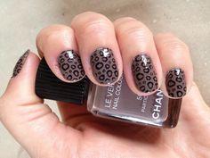 nail art   Nail art #2 – Léo stamping! - Paperblog