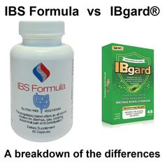 How is IBS Formula different from IBgard® as an IBS treatment? #ibgard #ibstreatment #IBS #IBSformula