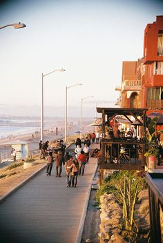 I used to walk here every day..! Playas de Tijuana