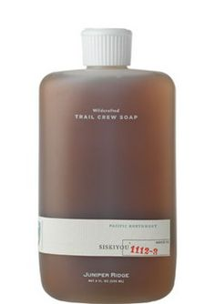 JUNIPER RIDGE TRAIL CREW LIQUID SOAP