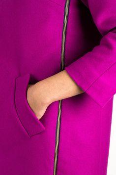 Clare Coat Sewing Pattern //  Closet Case Files