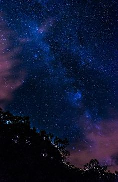 The Milky Way in the night sky Shenandoah by JonBilousPhotography