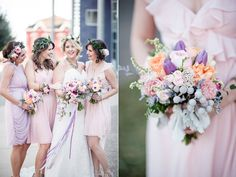 candy colored wedding inspiration in Charlotte - photo by Emily Millay Photography http://ruffledblog.com/candy-colored-wedding-inspiration-in-charlotte