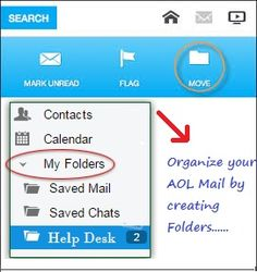 When you produce an AOL email account, you automatically get five customary folders in it: you're Inbox. AOL Customer Service Number helps you in creating your own folders in your AOL Mail Account...