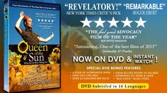 Docmentary - QUEEN OF THE SUN: What Are the Bees Telling Us? is a profound, alternative look at the glob...