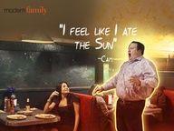 """I feel like I ate the sun"" ~Cam"