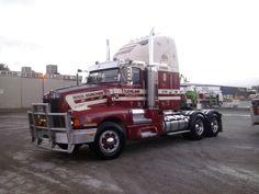 Kenworth Trucks, Mack Trucks, Big Rig Trucks, 1962 Chevy Impala, Heavy Truck, Edd, Heavy Equipment, Cleveland, Star