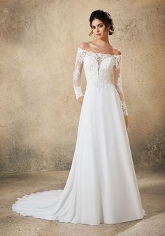 Shop Morilee Bridal Wedding Dresses and find the perfect dress for your big day! Choose from popular bridal styles for any body type like Full length gowns, Lace, Sweetheart and Backless! Crystal Wedding Dresses, Bridal Wedding Dresses, Wedding Dress Styles, Dream Wedding Dresses, Designer Wedding Dresses, Bridesmaid Dresses, Hijabi Wedding, Prom Dresses, Net Gowns
