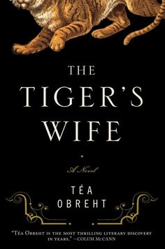 The Tiger's Wife - beautiful story of a love between a grandfather and his grandaughter. Woven with folklore and the reality of a worn-torn country. Strongly recommend from a someone who usually only reads Fiction.