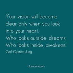 Your vision will bec...