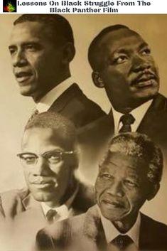 The Pioneers (LG) Nelson Mandela, President Barack Obama