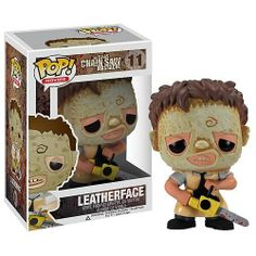 Leather face from Texas Chainsaw Massacre Pop! Figure