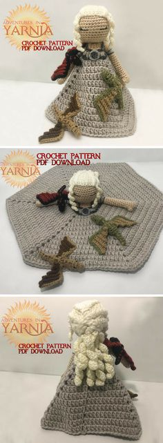 Mother Of Dragons Lovey Crochet Pattern | PDF INSTANT DOWNLOAD | Khaleesi Baby Lovey | Daenerys Targaryen Baby Gift #ad #got #gameofthrones #khaleesi #dragon #motherofdragons #crochet #crocheting #crochetpattern #pattern #patternsforcrochet #amigurumi #amigurumidoll #amigurumipattern #amigurumiaddict #amigurumitoy #crochetlove #download #downloadandprint #blanket #babyknits