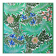 Poster-Fashion/Fabric-William Morris 29