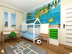 Pokój dla 3-latka - zdjęcie od studio hexagon