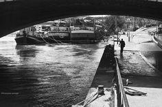 ©Françoise Larouge Sous le Pont de Tolbiac 7 juin 2016