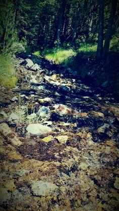 Cascade de montagne #cascade #montagne