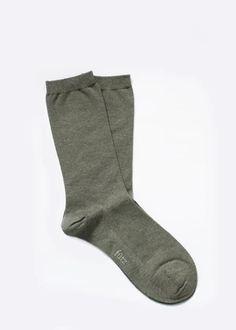 Essential / Women – fütz | Socks Simplified Organic Cotton, Recycling, Fiber, Socks, Stylish, Women, Low Fiber Foods, Sock, Stockings