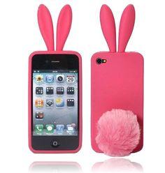 Capinhas De Silicone Coelhinho Blackberry 8520/ 8530/ 9300 - $45.00