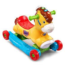 VTech Gallop  Rock Learning Pony Interactive RideOn Toy