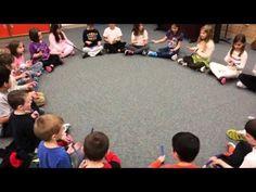 6 Little Ducks - rhythm stick YouTube