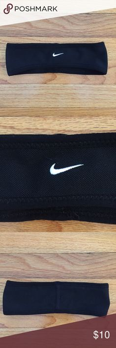 Nike Ear Warmer Headband Good used condition  No spots or holes   Bin A Nike Accessories