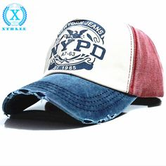 Marca al por mayor caliente casquillo gorra de béisbol sombrero cabido  Ocasional deportes Al Aire Libre 545e8c8a5ac