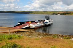 Country Harbour/Isaac's Harbour Ferry. (It's not the smallest in Nova Scotia) #EasternShore