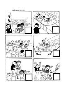 Atividades para a discriminação auditiva,a criança tem que dizer qual dos objetos  começa com a mesma sílaba do objeto do quadro:        ... Sequencing Pictures, Story Sequencing, Album, Playing Cards, Language, Classroom, Writing, Education, Comics