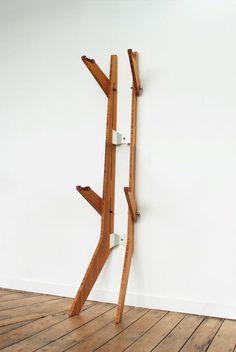 Furniture for Bikes: Sculptural Bike Storage - Design Milk