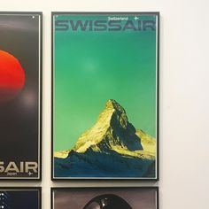 Swiss Air, Bye Bye, Exhibitions, Vintage Posters, Events, Sky, Japan, The Originals, News
