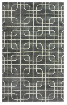 Found it at AllModern - Bella Moroccan Trellis Stone Rug Trellis Rug, Trellis Pattern, Wool Area Rugs, Wool Rug, Stone Rug, Basement Inspiration, American Decor, Contemporary Area Rugs, Rugs Usa